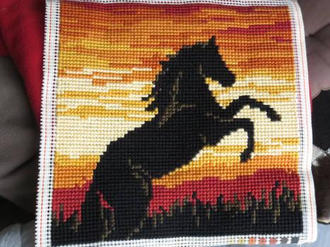 Horse xs cushion
