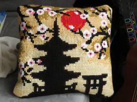 Japanese cushion