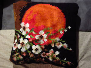 Another japanese cushion