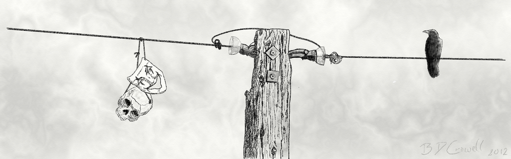 Power Pole by BDCrowell