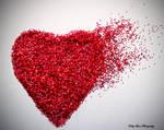 Hearts fade away