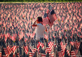 Sea of Flags