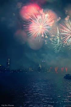 Celebration in Boston