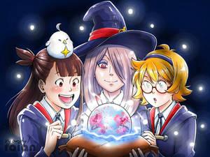 Magic in the Dark