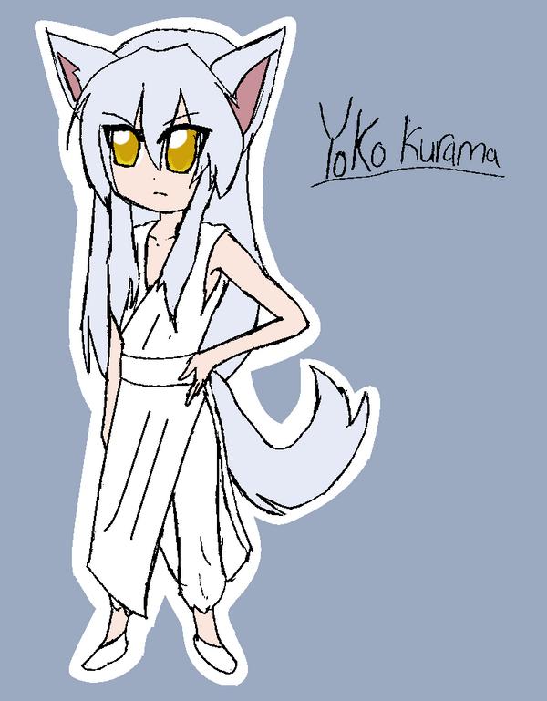 Yoko Kurama Chibi Chibi Yoko kurama by F...