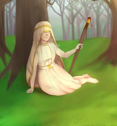 The Nun Thane