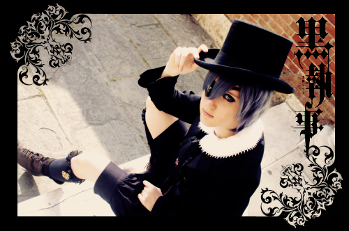 Ciel Phantomhive cosplay I by HanaYubikiri