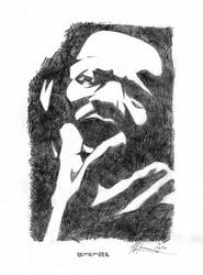 Dr. Martin Luther King, Jr by keglunekdoq