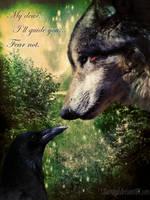 My dear, I'll guide you. by Lillamagal