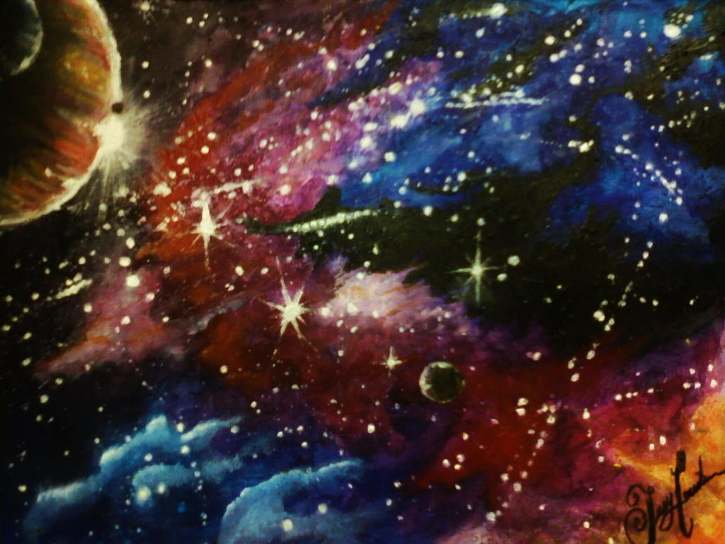 Galaxy by LupusVeritatis