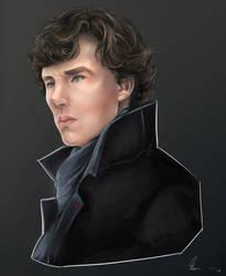 Sherlock by kazu-ren