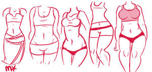 Sketch Dump - Body Types