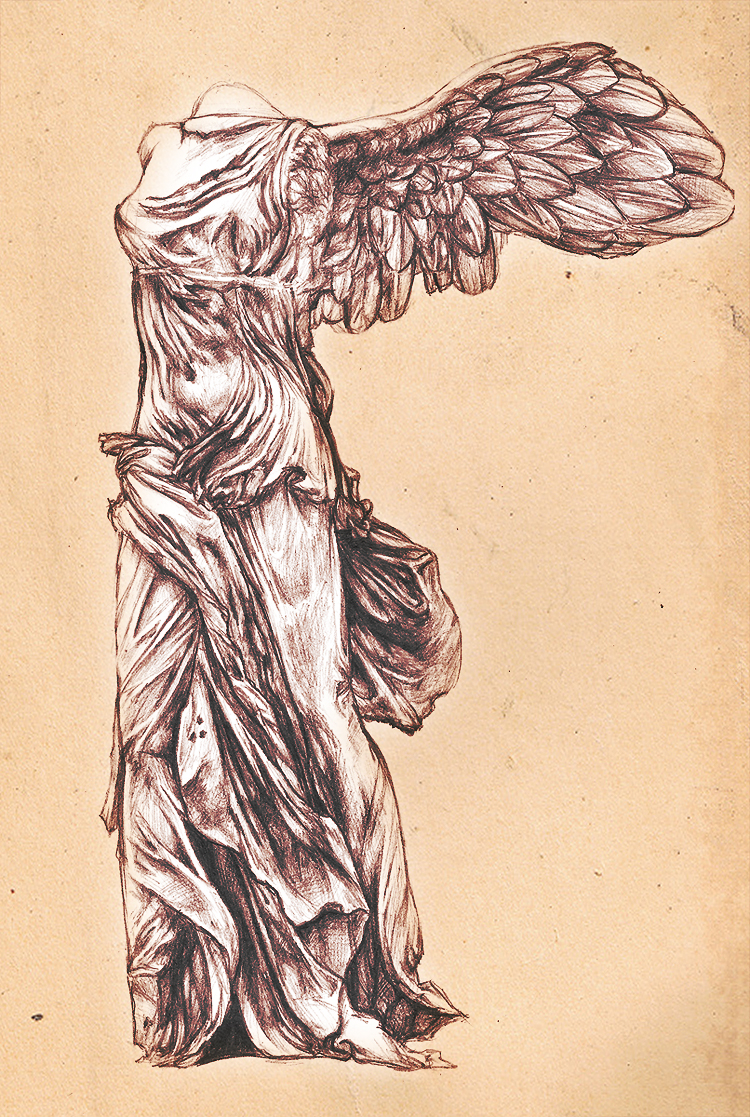 goddess nike essay Nike of samothrace is one of the most famous of all greek sculptures commonly called the winged victory-, because nike was the greek goddess of victory, is a perfect symbol of the war-dominated hellenistic age.