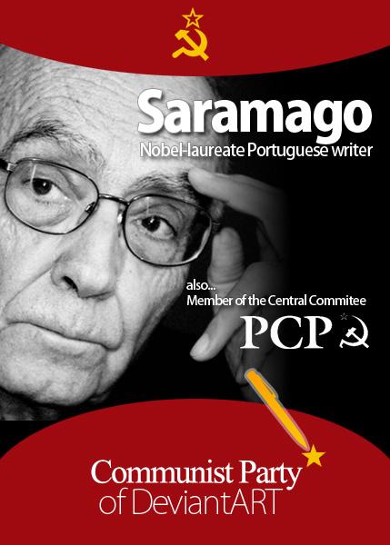 CPDA - Jose Saramago by delatorre-politik