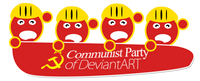Communist Emoticon II by delatorre-politik