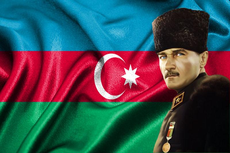 Azerbaycanlı aksakal Türk'ün Atatürk ve Türkiye sevgisi