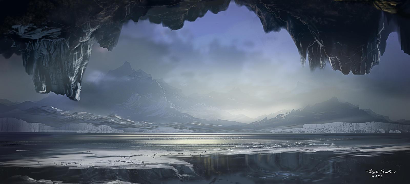 Open Glacier by Multiimage