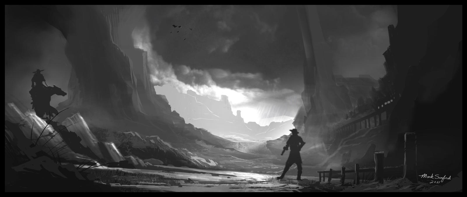 Value Study 2 by Multiimage