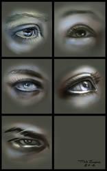 Eye study 3 by Multiimage