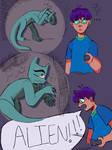 Elliot Comic Page