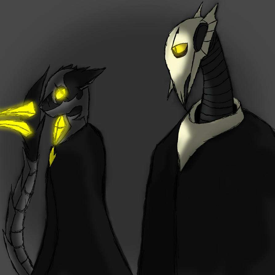 General Grievous Wallpaper: The Gemri General And General Grievous By GemriQueen On