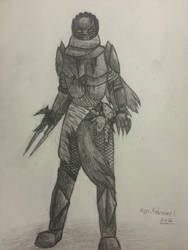Tundra Hunter Predator by GemriQueen