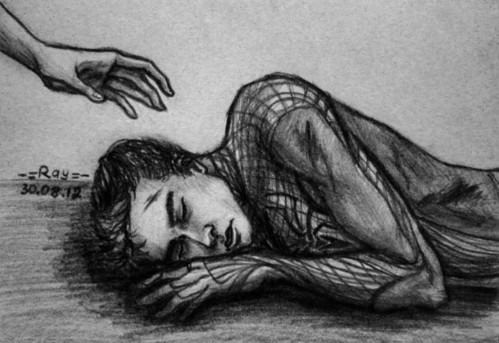 Wake up, Peter... by Ray-Kirrah