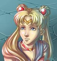 Sailor Moon Challenge by Ray-Kirrah