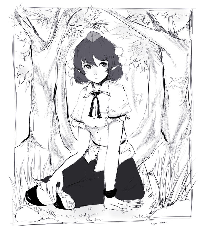 Aya by mugokii