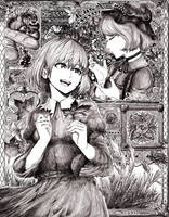 Aki Sisters by mugokii