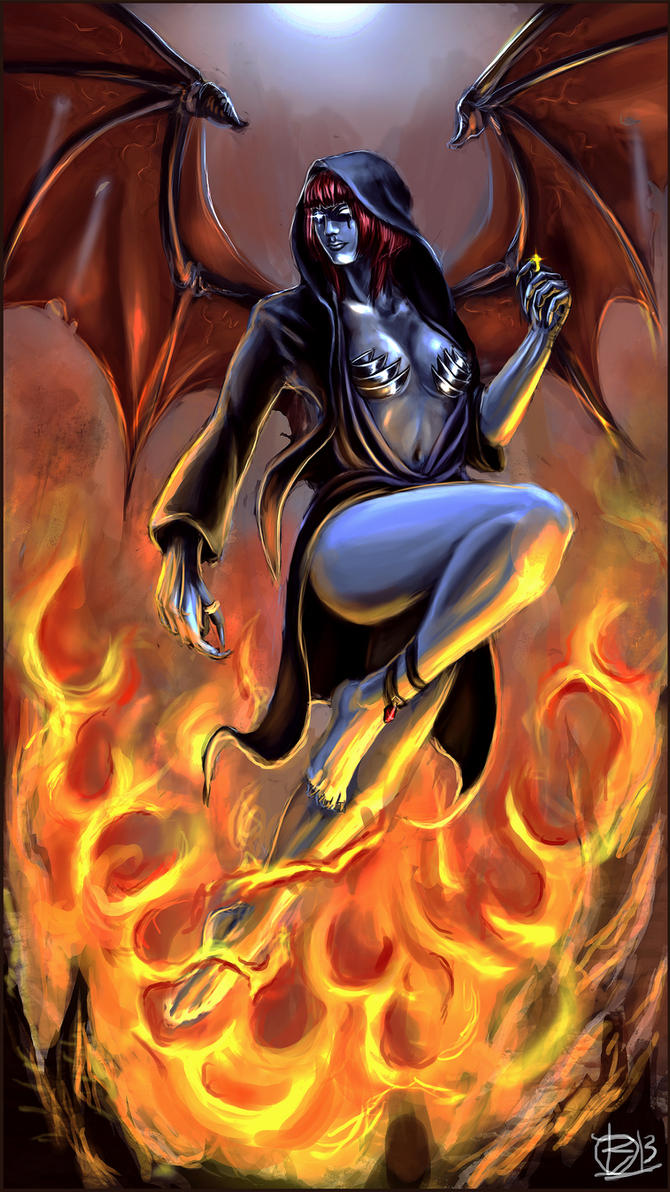 Devilish by ArtDeepMind