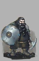 Dwarf by ArtDeepMind