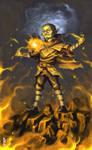 Goblin fireball