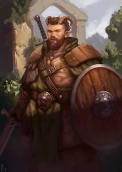 Satyr Fighter