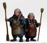Whiteborne sisters