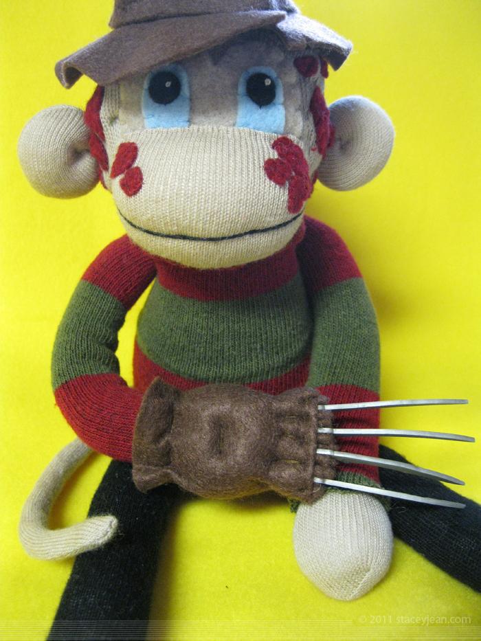 Gallery Zombie Sock Monkey Drawing