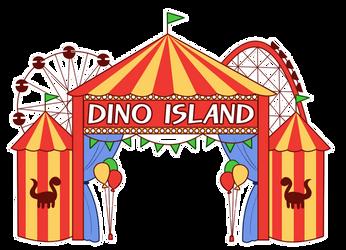 [Fanteles] Dino Island Splash 2 by duskinova