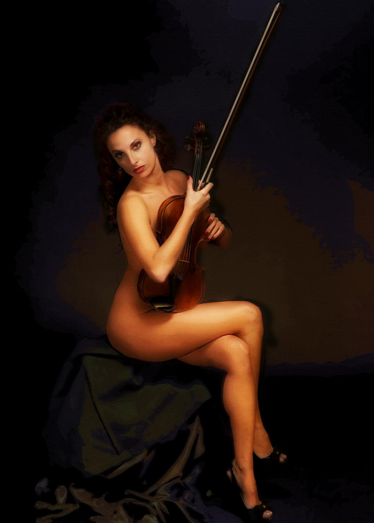 Nude playing violin vagina video sex