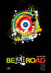 BE.ABROAD Poster
