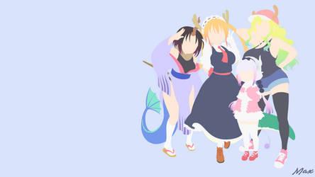 Miss Kobayashi's Dragon Maid Minimalist