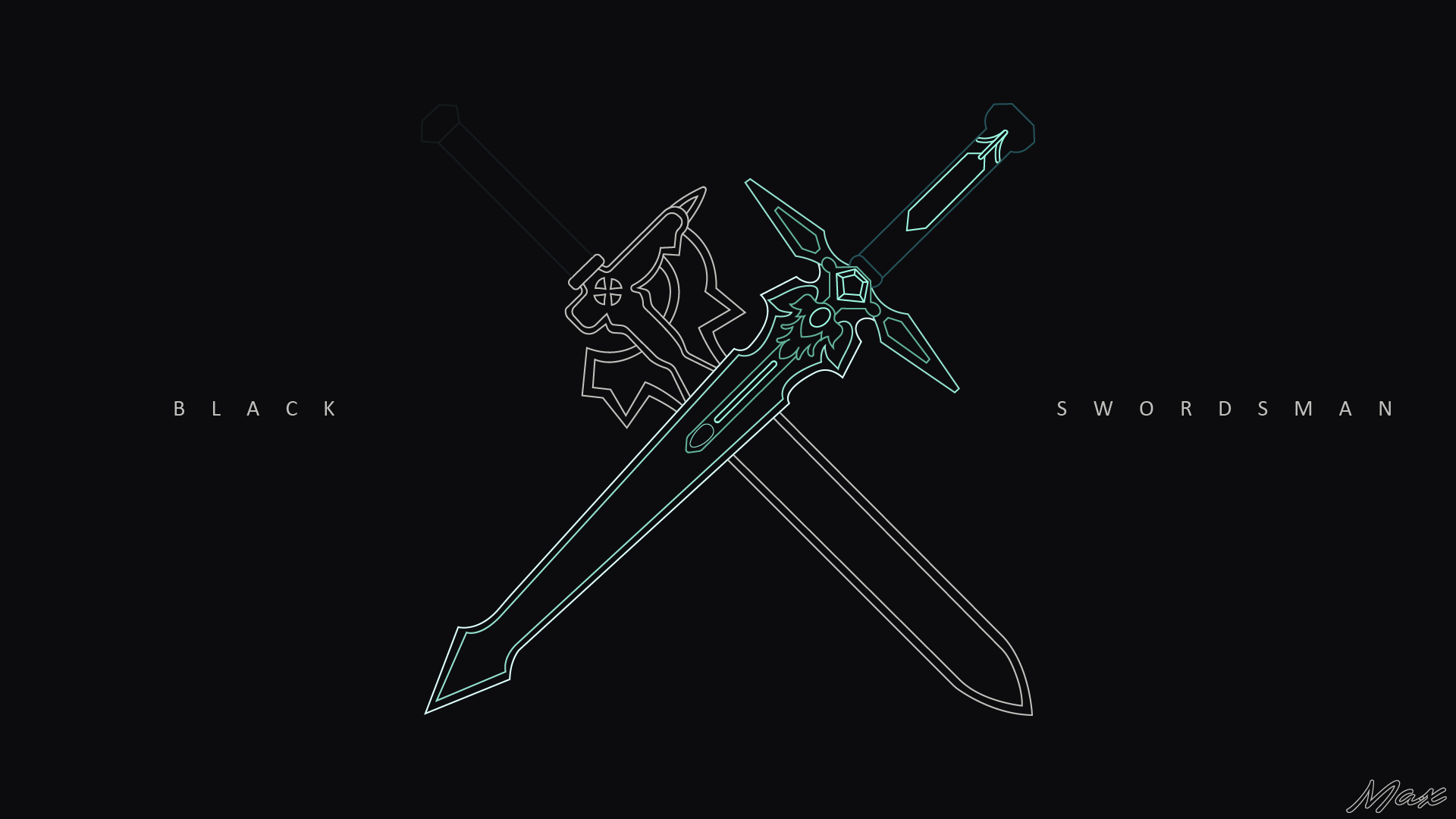 Elucidator X Dark Repulser By Max028