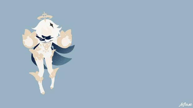Paimon (Genshin Impact) Minimalist