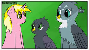 What's this SHIP !? - GabbySmile : Family Picture