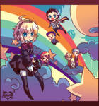 P3 - Stellar Rainbow