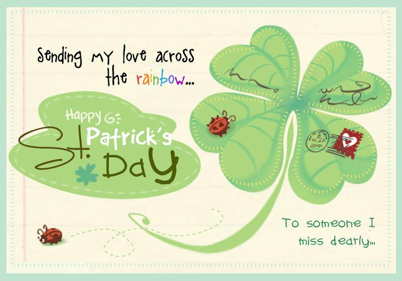 send patricks cards