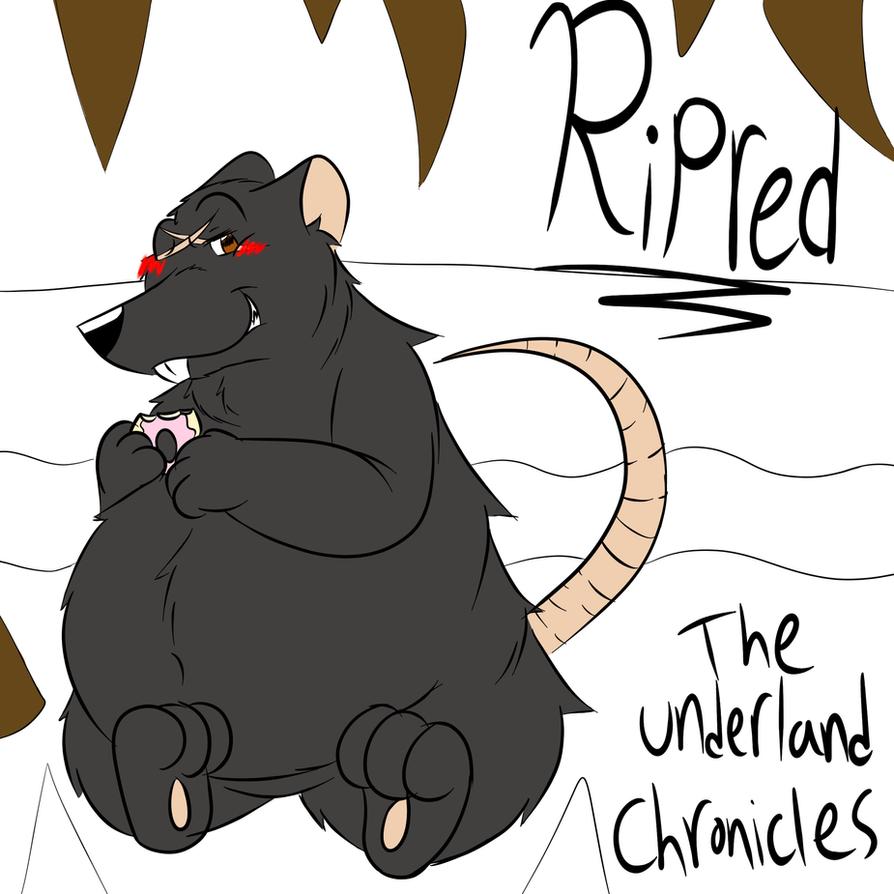 Ripred The Rat WiP by matoro85 on DeviantArt