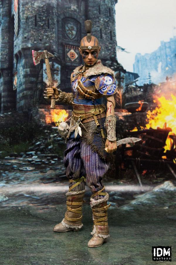 For Honor Viking Shaman 1/6 Scale Custom Figure by idmcustoms on