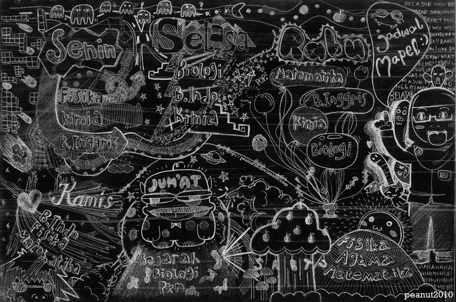highschool-blackboard by peanut28 on DeviantArt