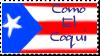 Como El Coqui stamp by babygray