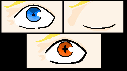 Naruto Sage Eye Kyuubi Naruto Kyuubi Sage Eye by